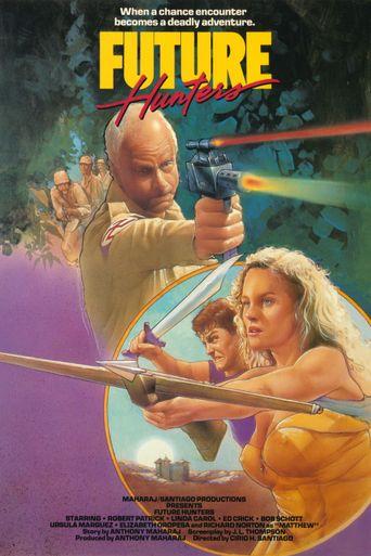 Future Hunters Poster