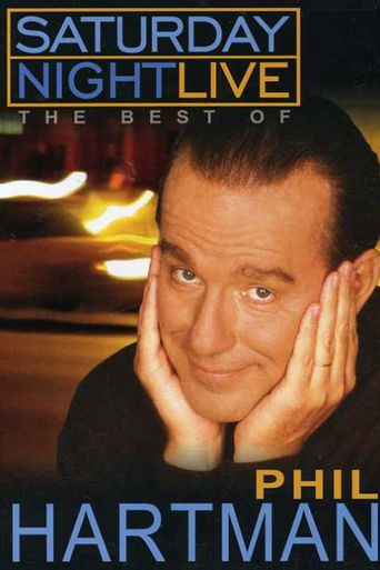 Saturday Night Live: The Best of Phil Hartman Poster