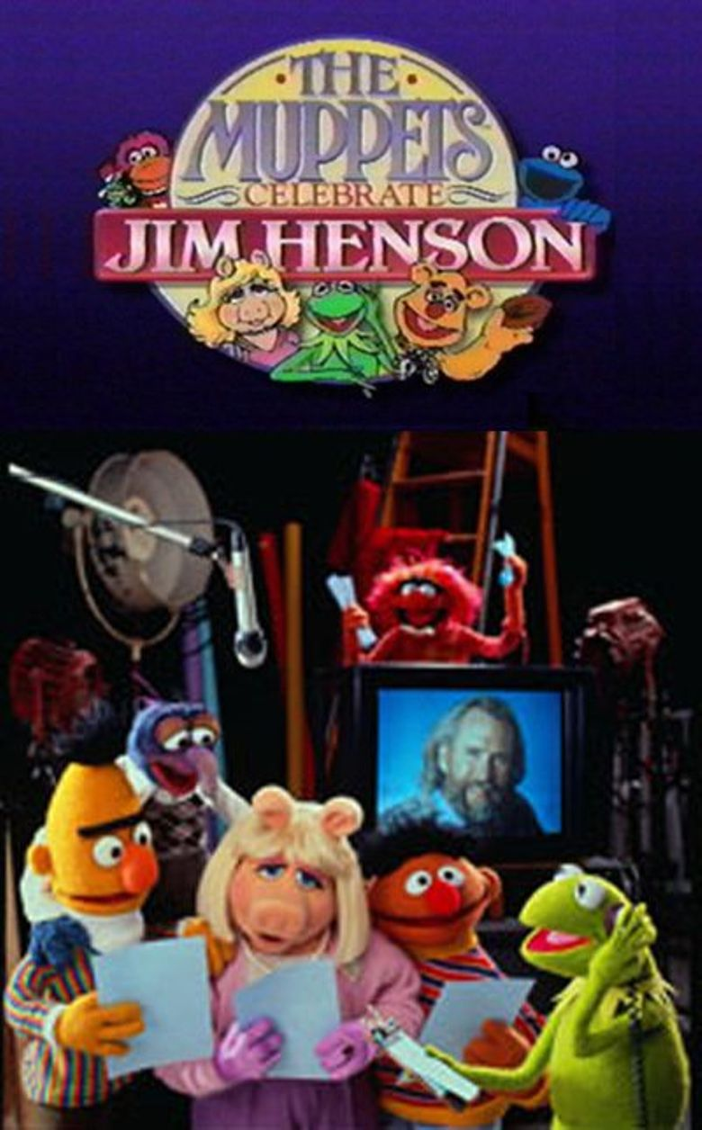 The Muppets Celebrate Jim Henson Poster