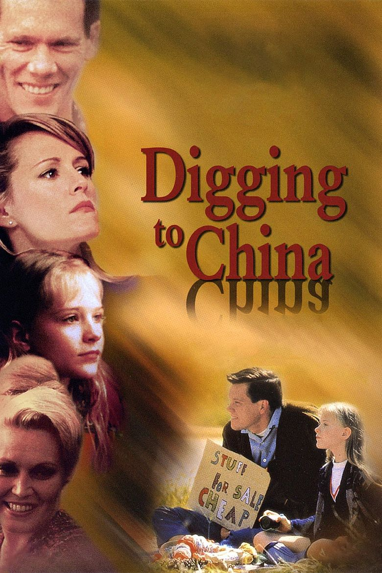 Digging to China Poster