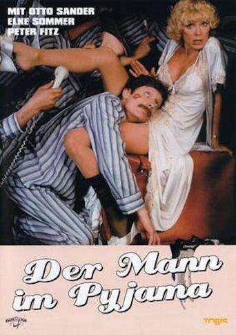 Der Mann Im Pyjama Poster