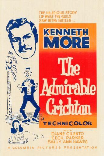The Admirable Crichton Poster