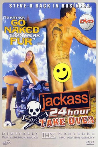 Jackass World 24 Hour Takeover Poster