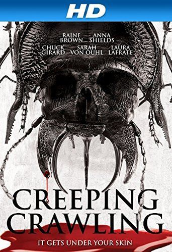Creeping Crawling Poster
