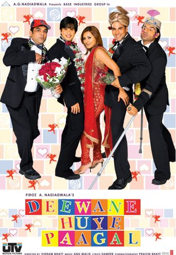 Watch Deewane Huye Paagal