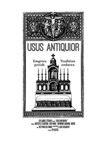 Usus Antiquior Poster