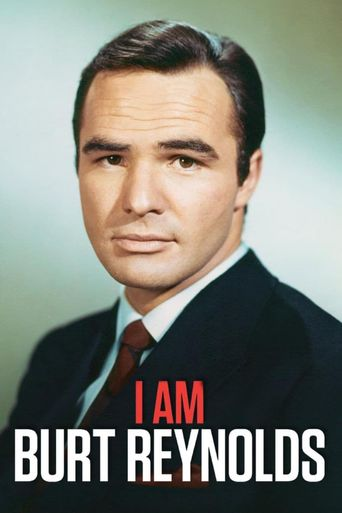 I Am Burt Reynolds Poster