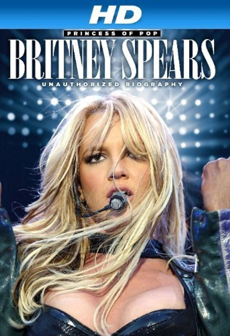 Britney Spears: Princess of Pop Poster