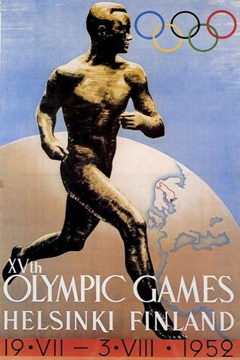 Memories of the Olympic Summer of 1952 Poster
