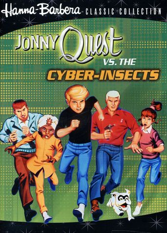 Jonny Quest Vs. The Cyber Insects Poster