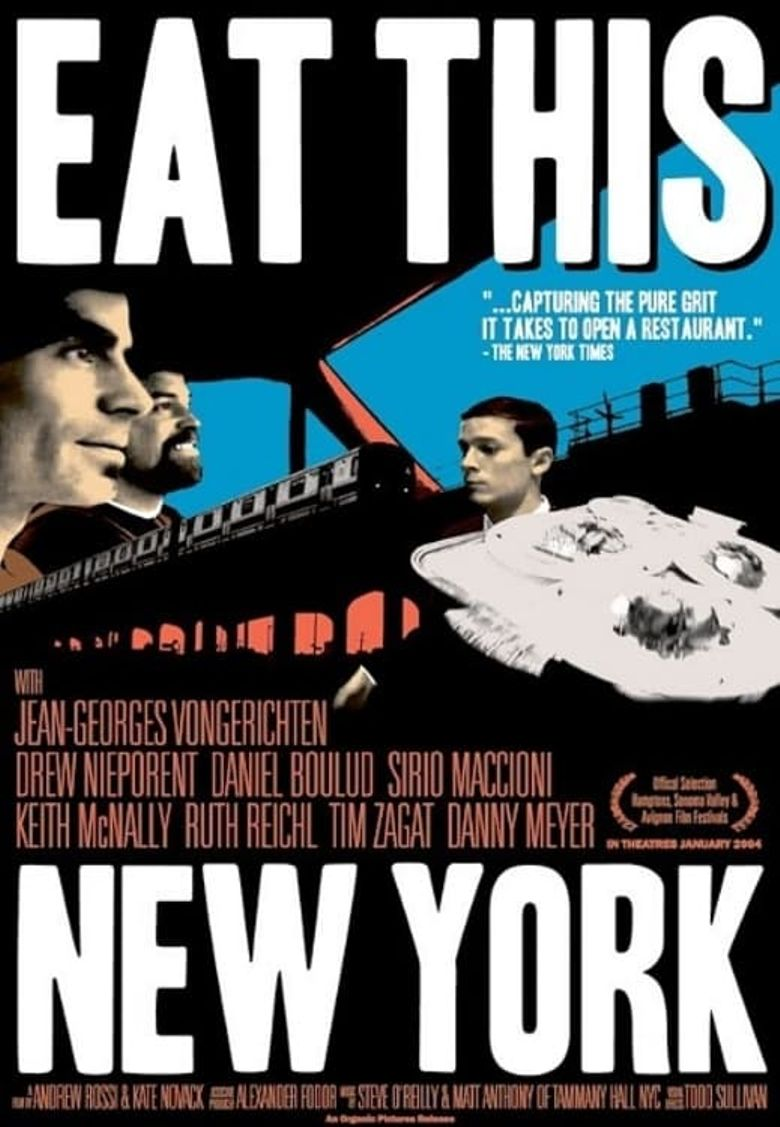 Eat This New York Poster