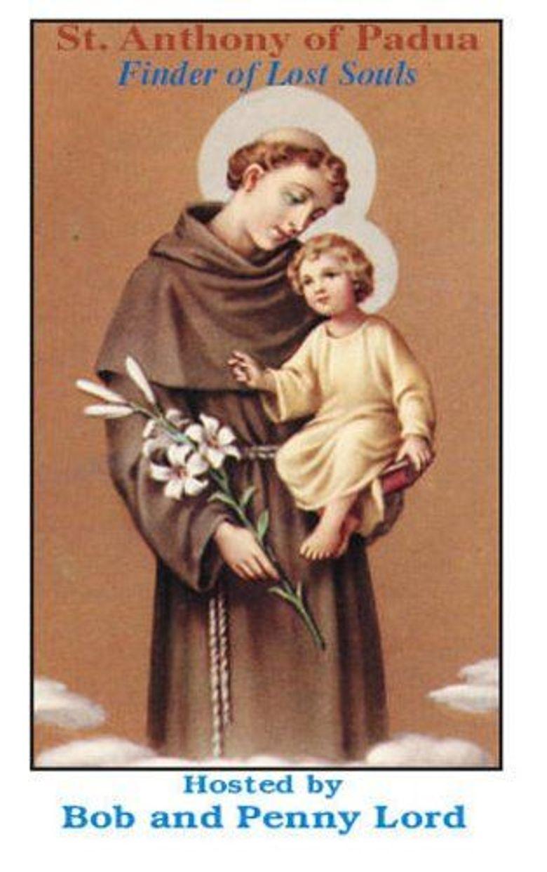 Antonio di Padova, Il santo dei miracoli Poster