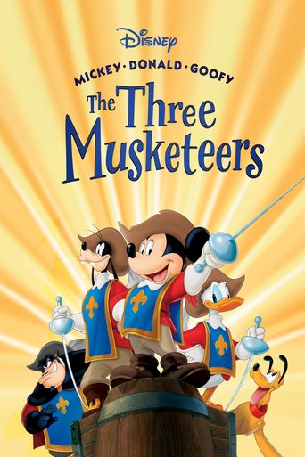 Watch Mickey, Donald, Goofy: The Three Musketeers