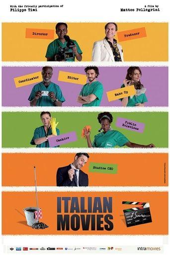 Italian Movies Poster