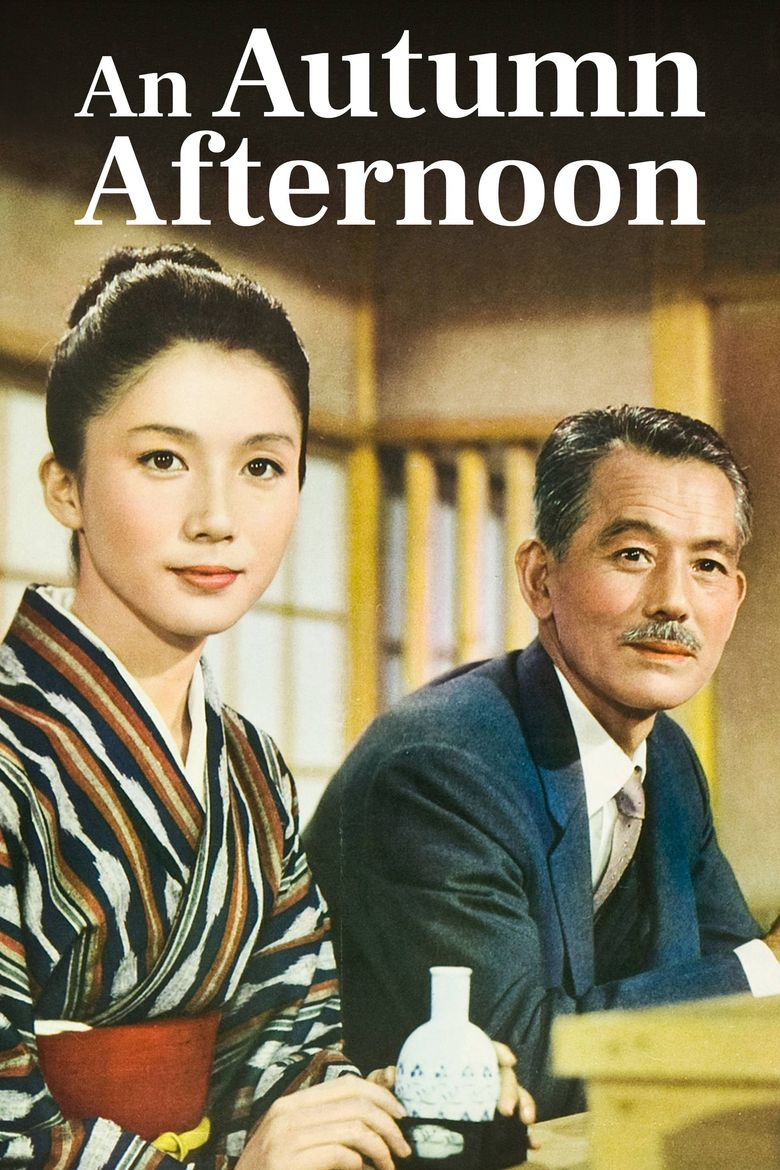 An Autumn Afternoon Poster