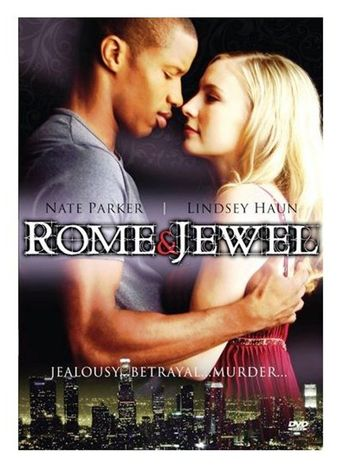 Rome & Jewel Poster