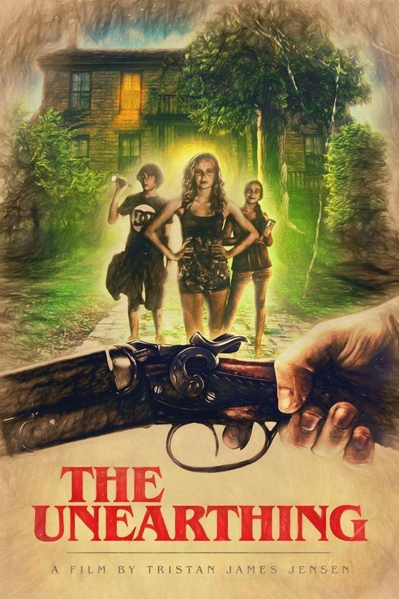 The Unearthing Poster