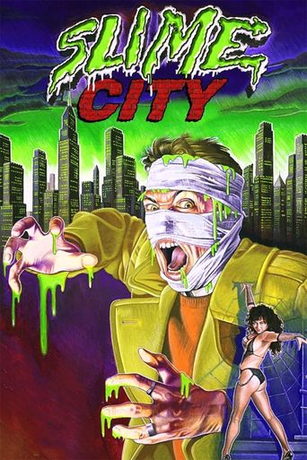 Slime City Poster