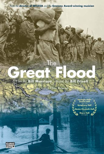 The Great Flood Poster