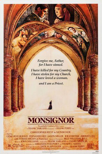 Monsignor Poster