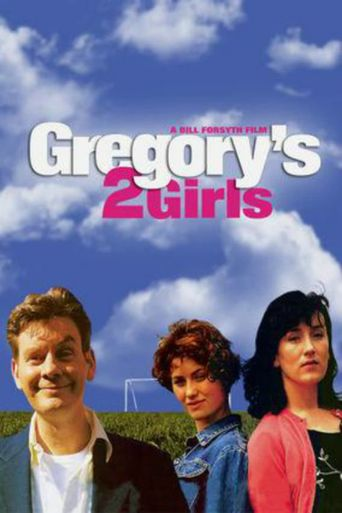 Gregory's Two Girls Poster