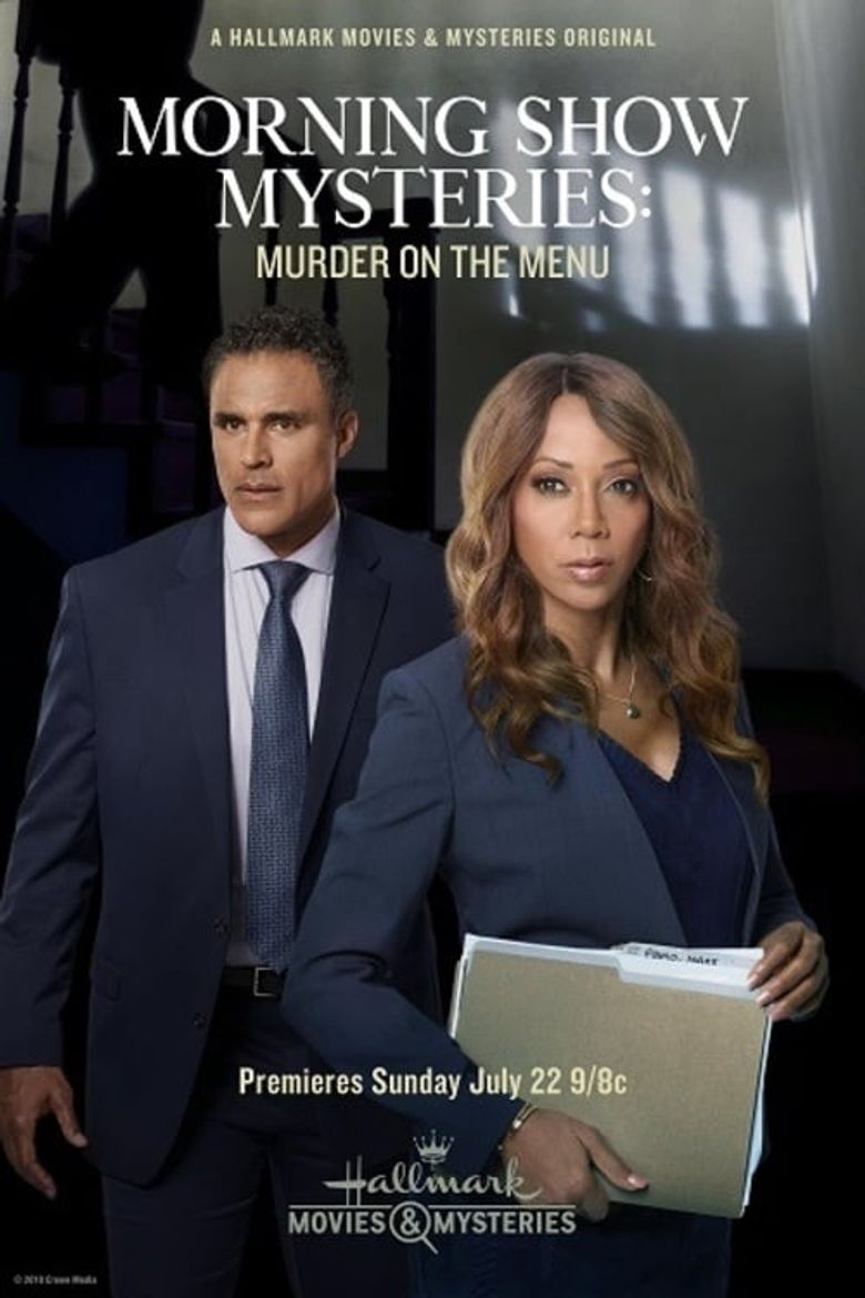 Morning Show Mysteries: Murder on the Menu Poster