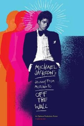 Michael Jackson's Journey from Motown to Off the Wall Poster