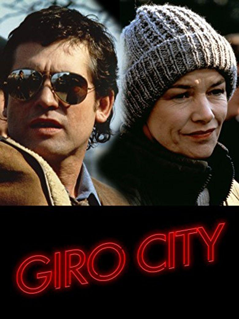 Giro City Poster