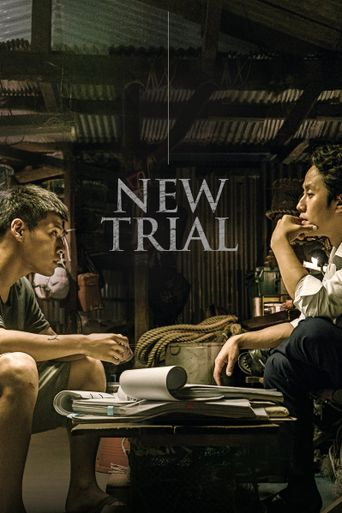 New Trial Poster