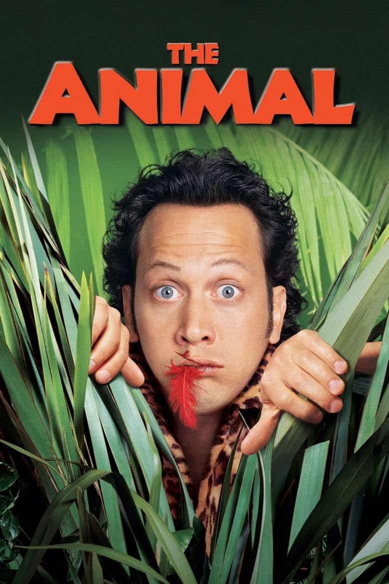 The Animal Poster