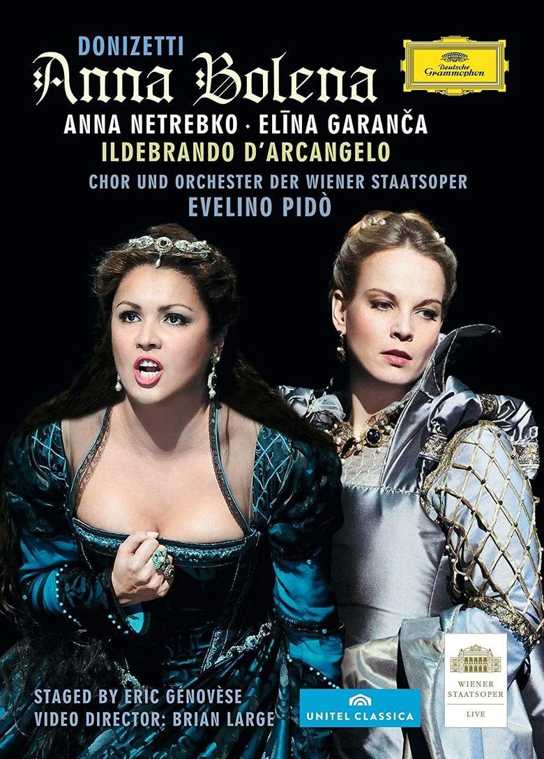 Donizetti: Anna Bolena Poster