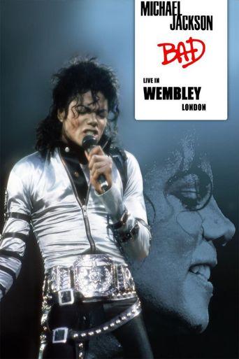 Michael Jackson: Live At Wembley July 16, 1988 Poster