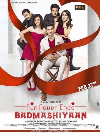 Badmashiyaan Poster