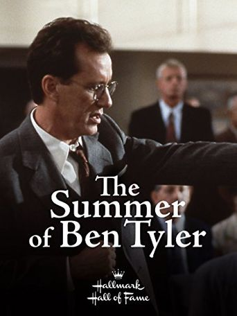The Summer of Ben Tyler Poster