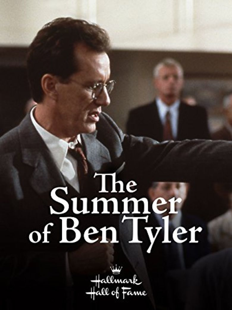 The Summer of Ben Tyler Poster