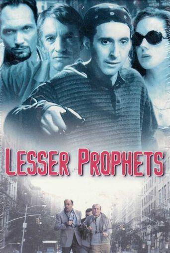 Lesser Prophets Poster