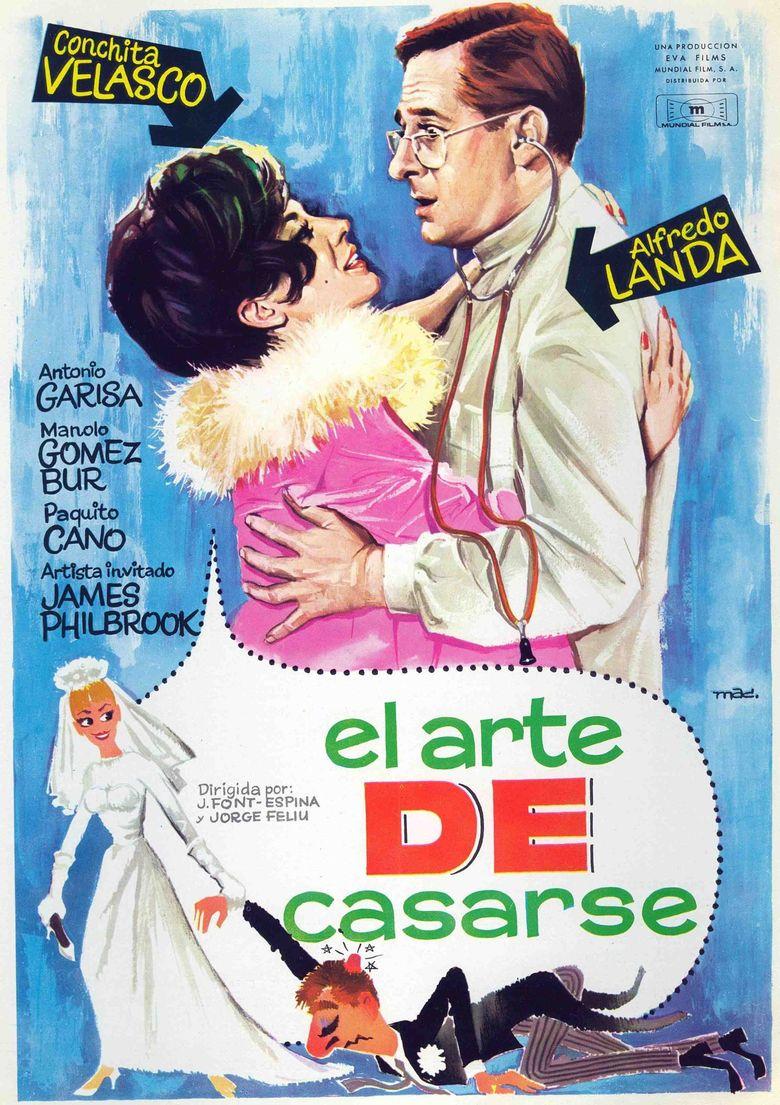 El Arte De Casarse Poster