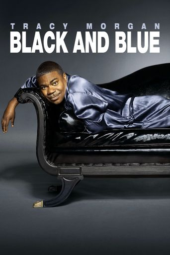 Tracy Morgan: Black & Blue Poster