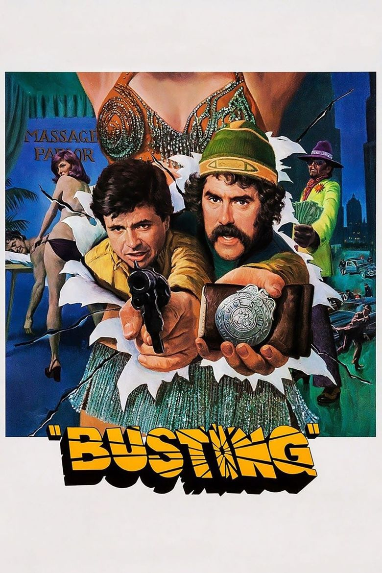 Busting Poster