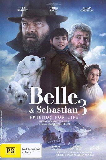 Belle and Sebastian 3: The Last Chapter Poster