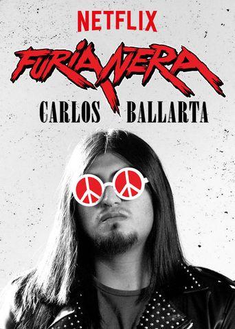 Carlos Ballarta: Furia Ñera Poster