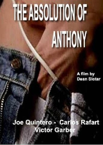 The Absolution of Anthony Poster