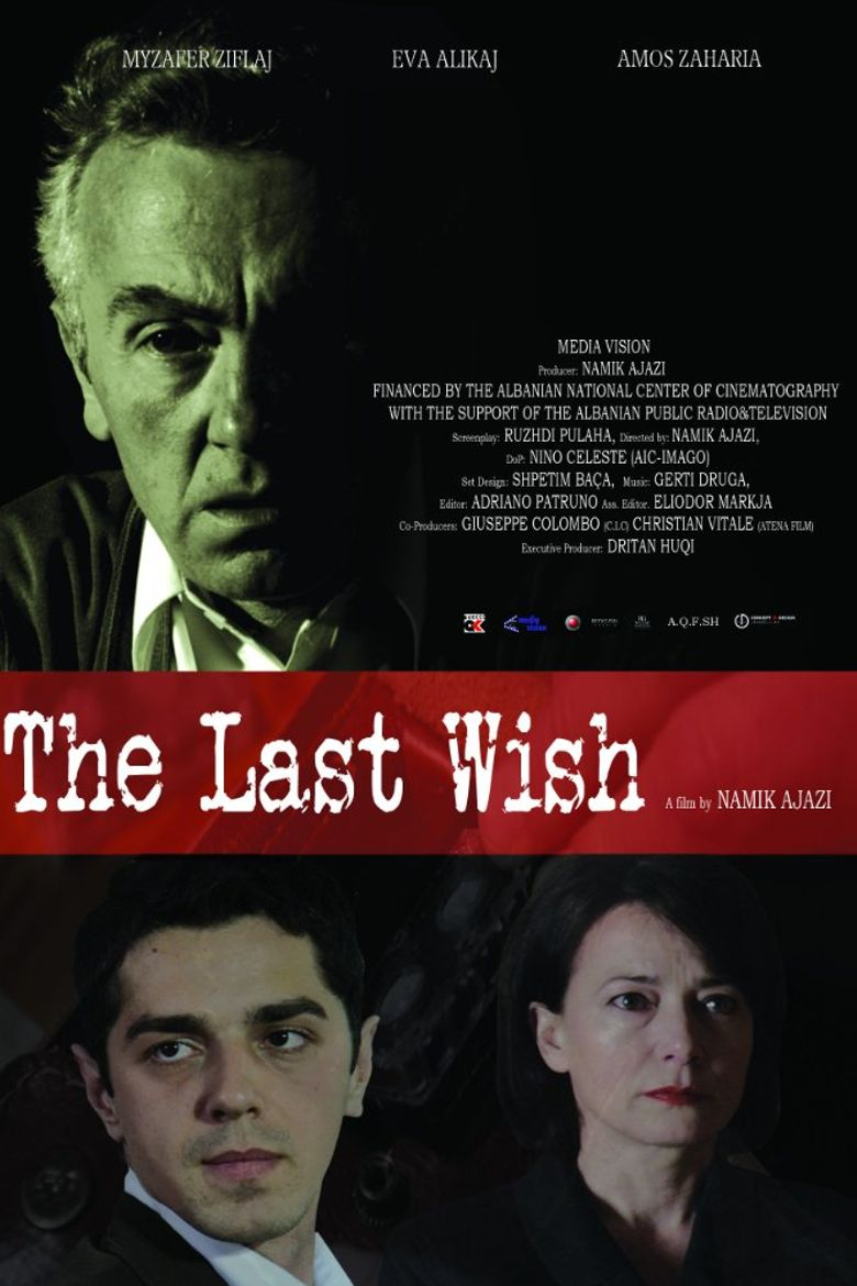 The Last Wish Poster