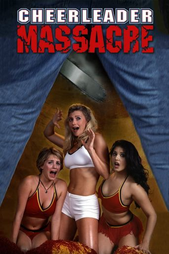 Cheerleader Massacre Poster