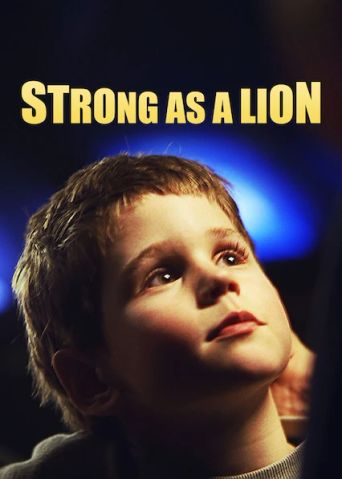 Strong as a Lion Poster