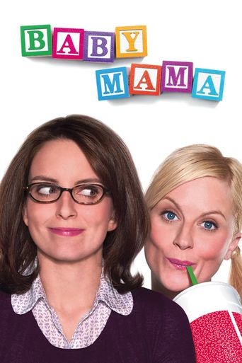 Baby Mama Poster