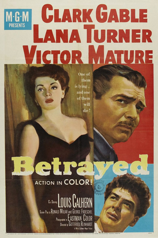 Watch Betrayed