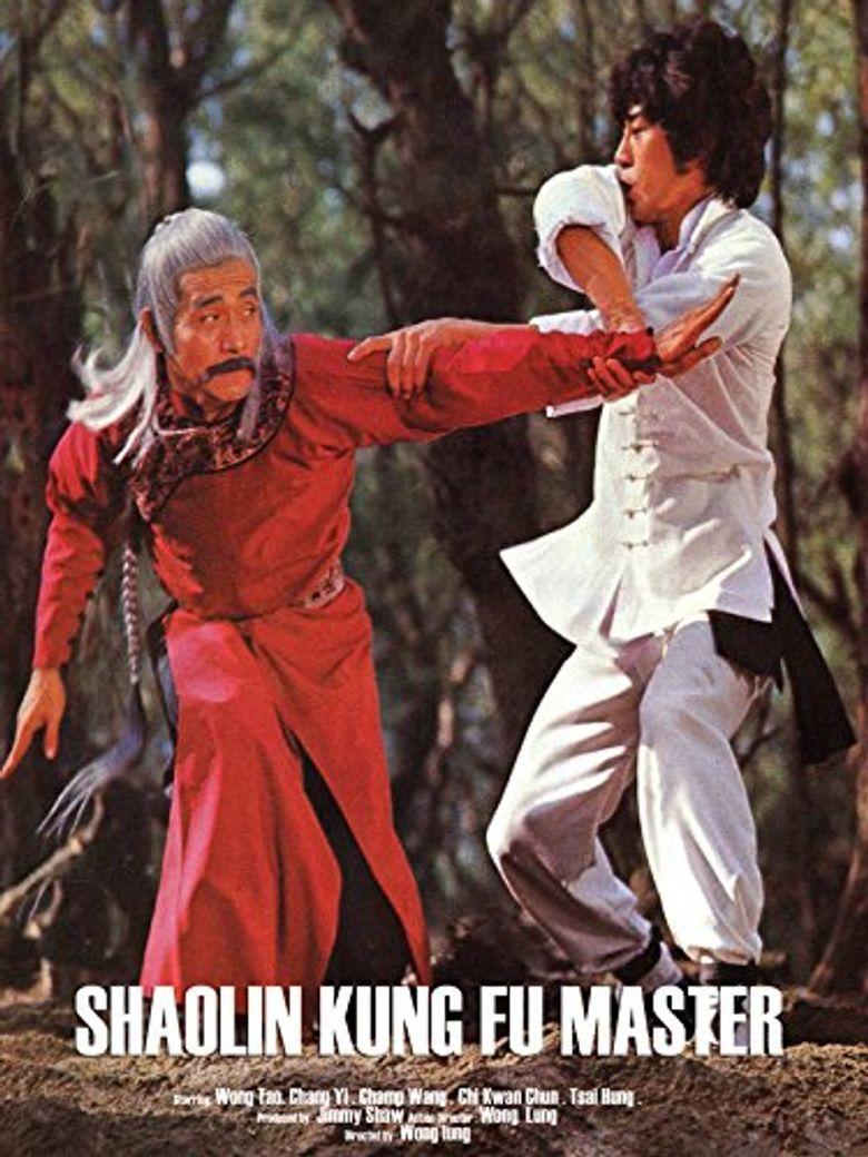 Shaolin Kung Fu Master Poster