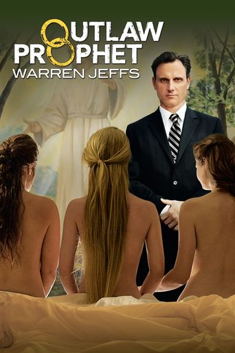 Outlaw Prophet: Warren Jeffs Poster