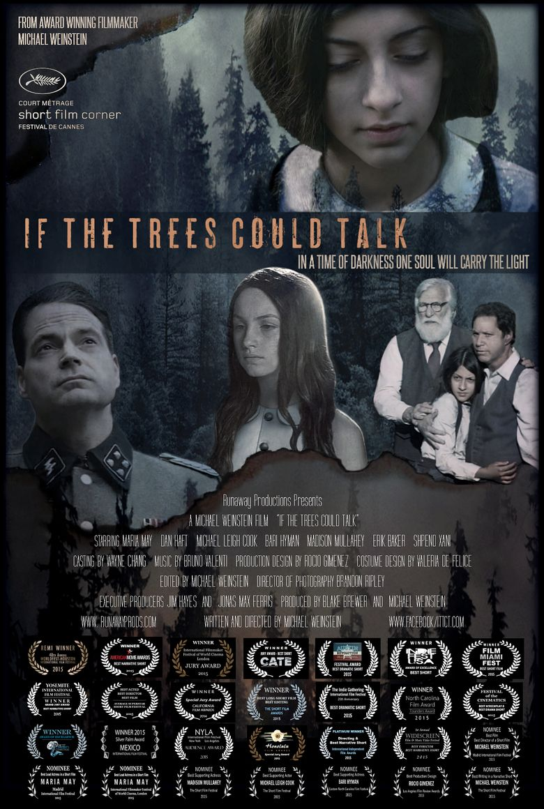 If the Trees Could Talk Poster